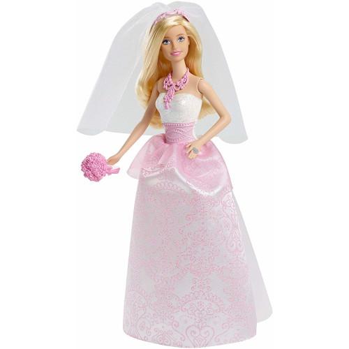 Papusa Barbie Mireasa din Povesti
