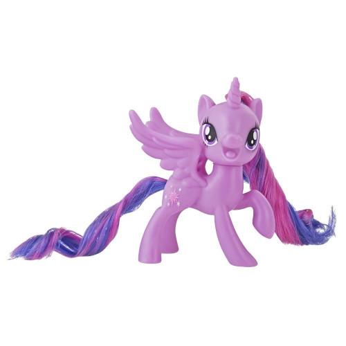 Figurina My Little Pony Cutie Mark Twilight Sparkle, Colectia Classic