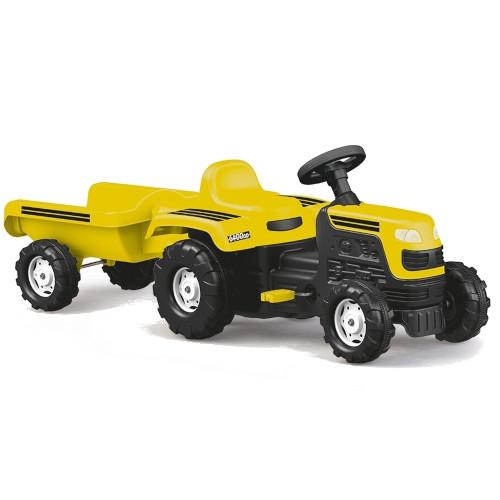 Tractor cu Remorca - Albastru thumbnail