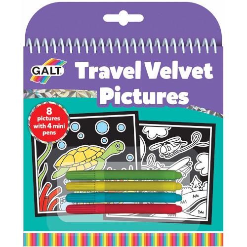Set pentru Desen Travel Velvet Picture