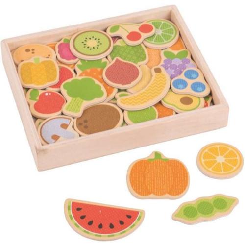Set Magnetic Fructe si Legume