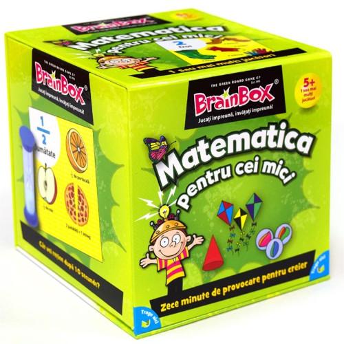 Joc de Inteligenta BrainBox Matematica pentru cei Mici