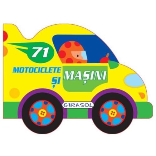 Carte Vehicule cu Motor - Motociclete si Masini thumbnail