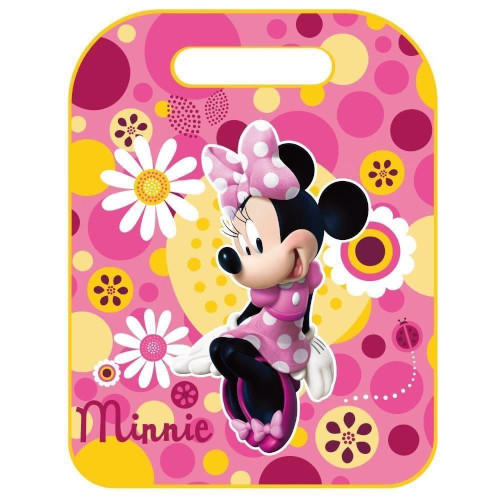 Protectie Scaun Auto Minnie Mouse, 57 x 45 cm