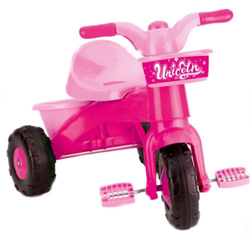 Prima Mea Tricicleta Roz Unicorn imagine