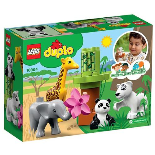 LEGO DUPLO Pui de Animale 10904