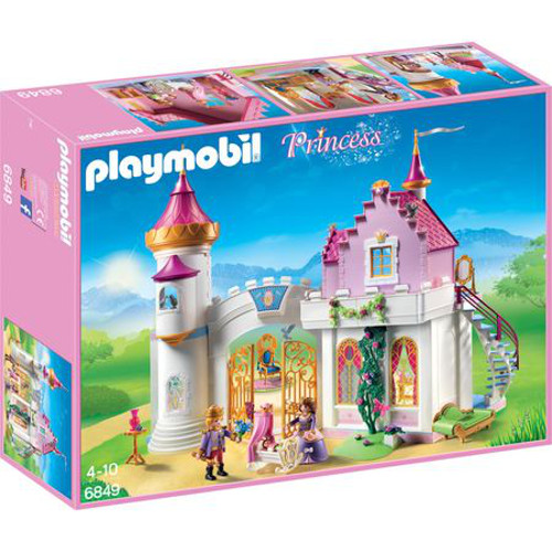 Set de Constuctie Casa Regala - Princess