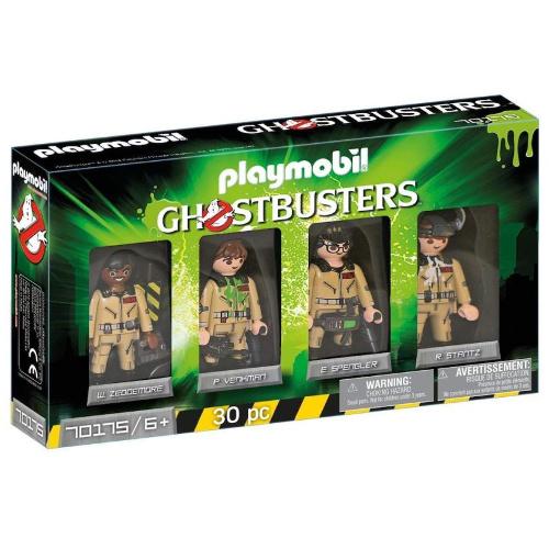 Set de Constructie Set 4 Figurine - Ghostbusters