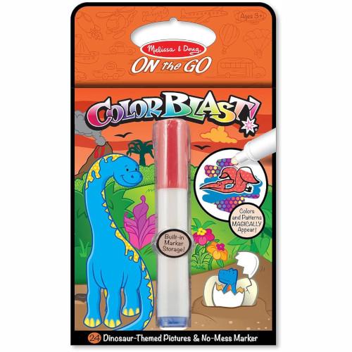 Caiet de Activitati cu Dinozauri Colorblast thumbnail
