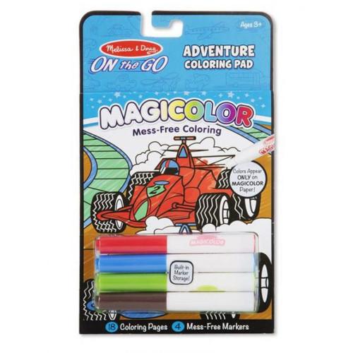Carnet de Colorat Magicolor Jocuri si Aventuri thumbnail