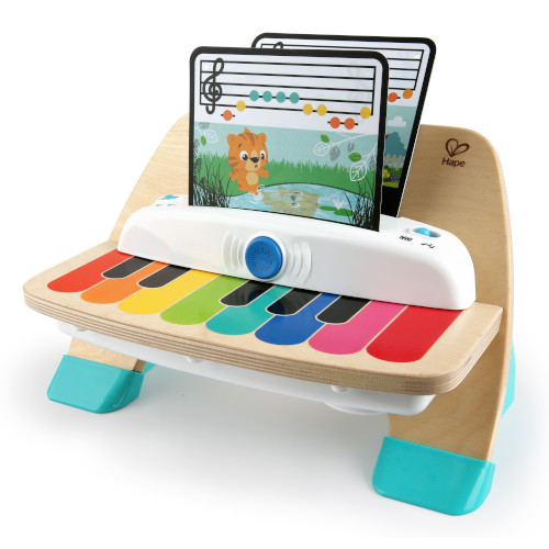 Jucarie Muzicala de Lemn Baby Einstein Magic Touch Piano