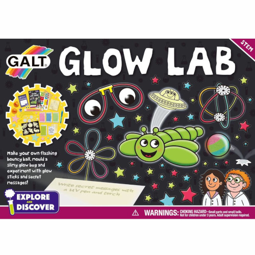 Galt Set Experimente – Glow Lab