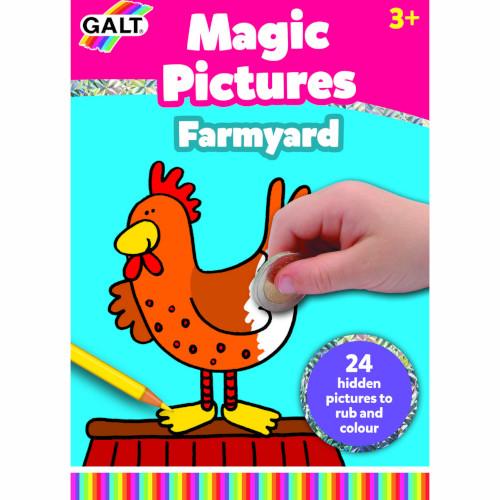 Carte Razuim si Coloram Ferma Magic Pictures