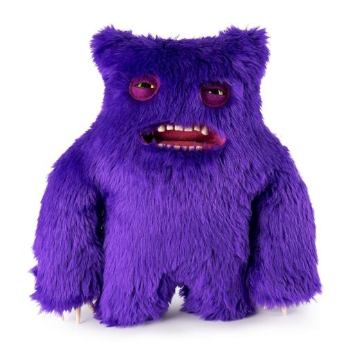 Jucarie de Plus Fuggler Monstru Mare Mov Pufos 31 cm