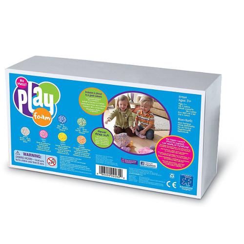 Educational Insights Spuma de Modelat Playfoam 6 Culori