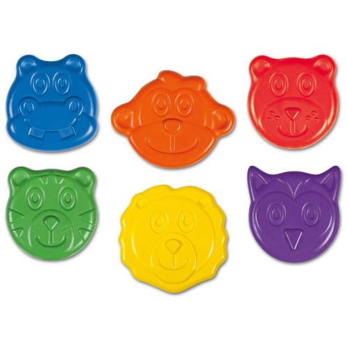 Galt Set 6 Creioane Colorate – Animalute