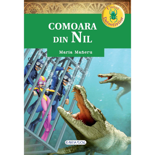Clubul Detectivilor - Comoara din Nil imagine