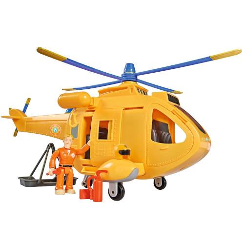 Elicopter Wallaby 2 cu Pompierul Sam si Accesorii