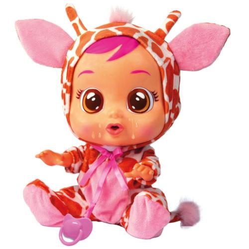 Jucarie Interactiva Cry Babies, Bebe Plangacios Gigi