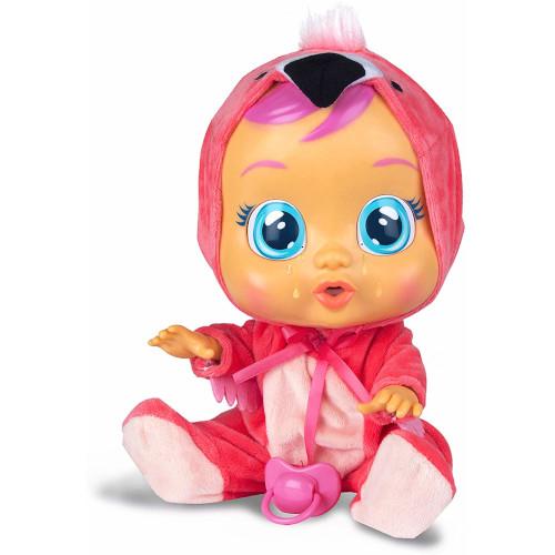 Jucarie Interactiva Cry Babies, Bebe Plangacios Fancy