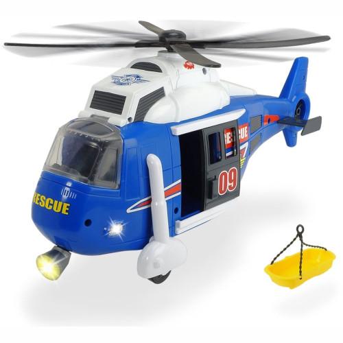 Jucarie Elicopter Air Rescue cu Sunete si Lumini