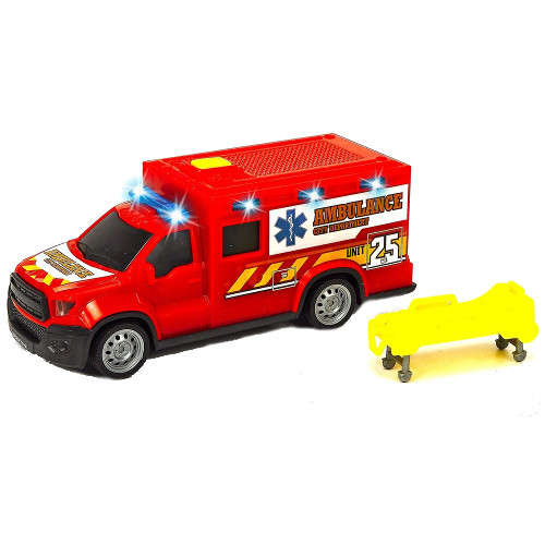 Masina Ambulanta City Ambulance Unit 25 cu Accesorii