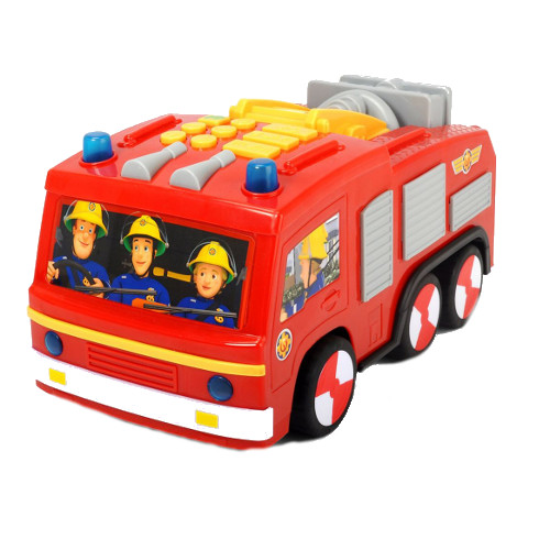 Masina de Pompieri Fireman Sam Super Tech Jupiter