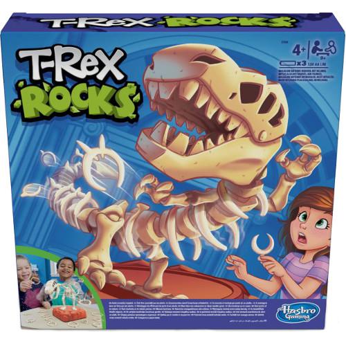 Hasbro Joc de Societate T-Rex Rocks
