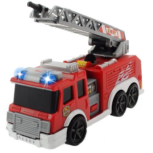Masina de Pompieri Mini Action Series Fire Truck