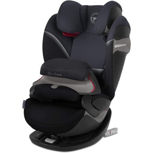 Scaun Auto Pallas S-Fix Granite Black 9-36 kg