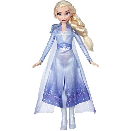 Hasbro Papusa Elsa Regina Zapezii Disney Frozen 2