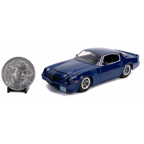 Masinuta Stranger Things 1979 Chevy Camaro 1:24