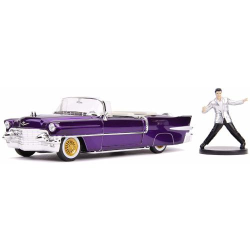 Masinuta 1956 Elvis Presley Cadillac 1:24