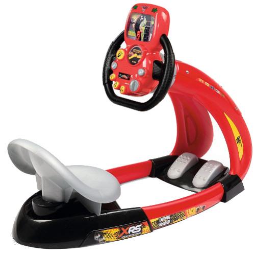 Jucarie Simulator Auto Cars 3 V8 Driver cu Suport pentru Telefon