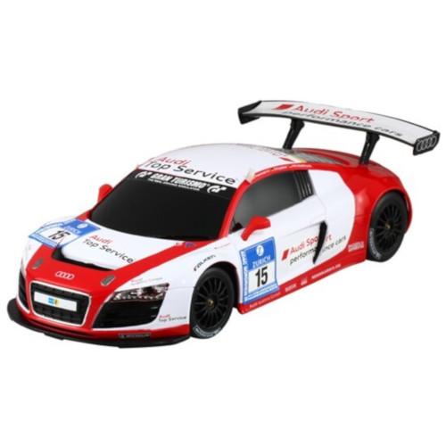 Masinuta cu Telecomanda Audi R8 LMS RC Racing, Scara 1:18 thumbnail