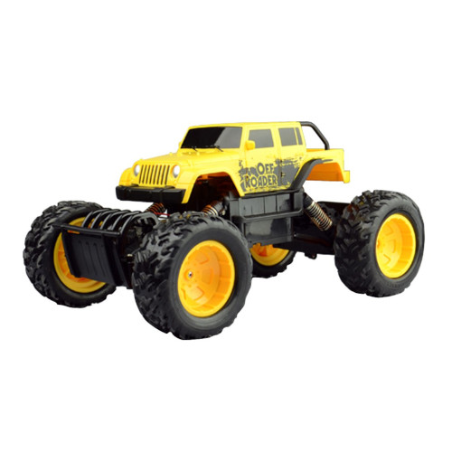 Masinuta cu Telecomanda Rock Crawler Off Road Monster Truck, Scara 1:18