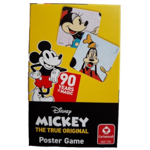 Carti de Joc Mickey Mouse The True Original Poster Game