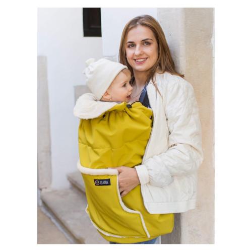 Protectie de Iarna cu Gluga Mellow Yellow thumbnail
