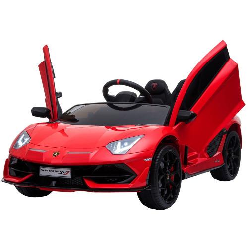 Masinuta Electrica Lamborghini Aventador SVJ thumbnail