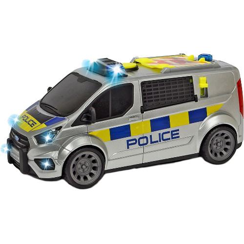 Masina de Politie Ford Transit Scara 1:18