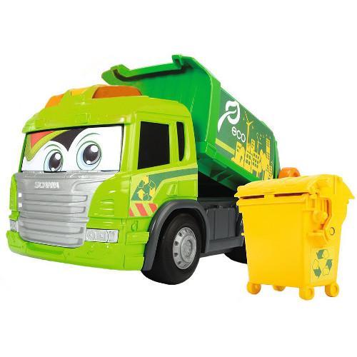 Masina de Gunoi Happy Scania Truck