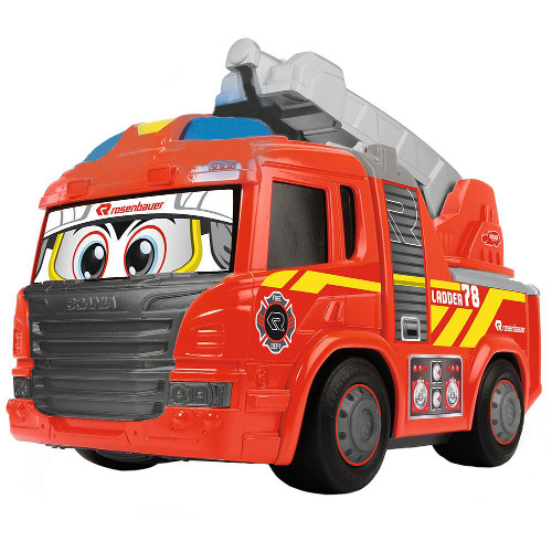 Masina de Pompieri Happy Scania Fire Truck