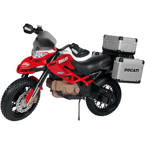 Motocicleta Ducati Enduro thumbnail