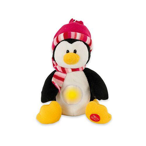 Pinguinul Paula cu Lampa de Veghe