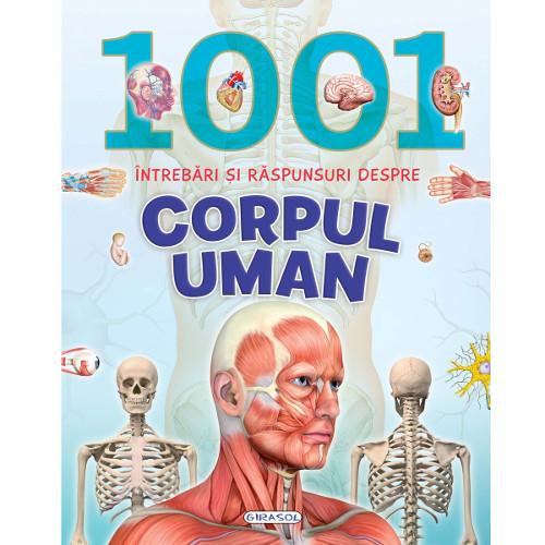 Carte 1001 - Corpul Uman imagine
