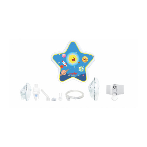 Sistem de Nebulizare cu Compresor pentru Uz Pediatric Star Baby thumbnail
