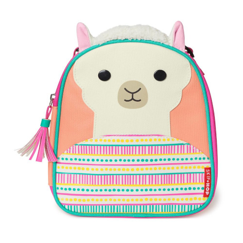 Skip Hop Geanta pentru Pranz Zoo – Lama