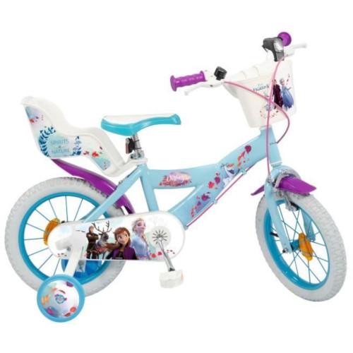 Bicicleta Frozen II, 14 inch imagine