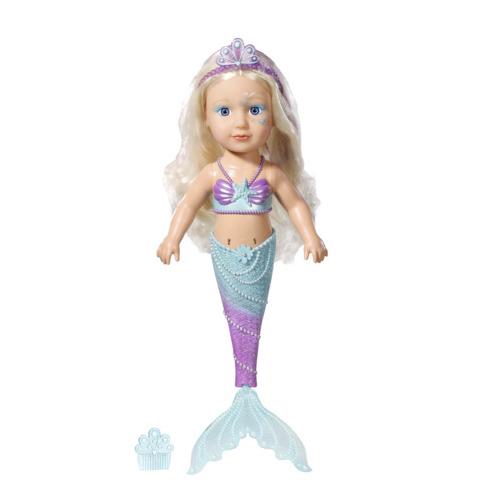 Papusica Sirena Surioara 46 cm