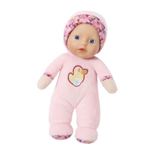 Papusa Bebelus Baby Born Roz 18 cm imagine